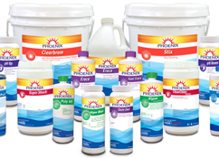 Find everything you need to keep your pool sparkling clear and refreshing.